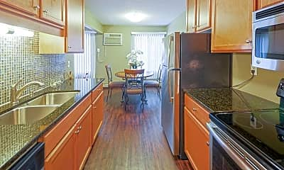 Kitchen, Stanley Court Apartments, 1