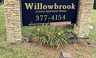 Willowbrook Terrace Apartments, 1