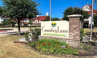 Country Lane Seniors, 1