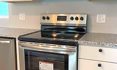 Kitchen, 610 New Street, 2