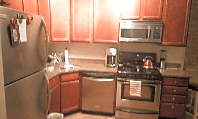 Kitchen, 3808 W Belle Plaine Ave, 2