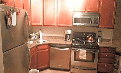 Kitchen, 3808 W Belle Plaine Ave, 2