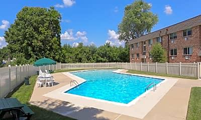 Pool, Mill Creek Village, 2