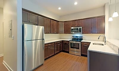 Kitchen, 101 Nott Terrace 208, 0