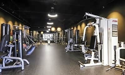 Fitness Weight Room, 5415 N Sheridan Rd 3514, 2