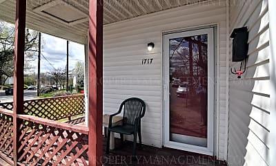 Patio / Deck, 1717 Arlington Ave, 1
