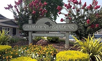 Almaden Garden, 1