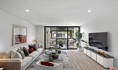 Living Room, 7777 W 91st St E3146, 1