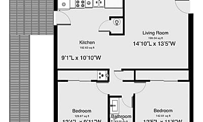 Bathroom, 3126 Themis St, 2