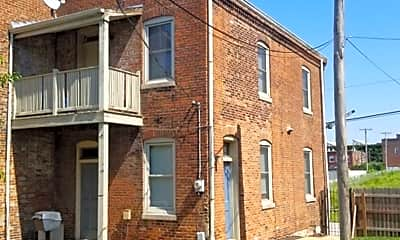 Building, 1119 Missouri Ave, 1