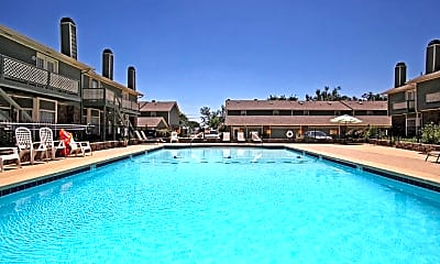 Pool, Stonebridge Townhomes, 0