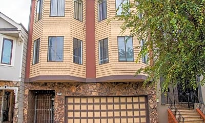 Building, 3167 Turk Blvd, 1