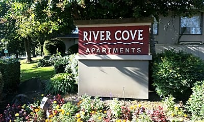 River Cove Apartments, 1