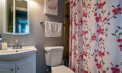 Bathroom, 7300 Madison St 104, 2