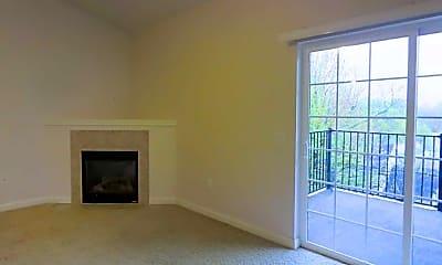Living Room, Washington Square Apartments, 2