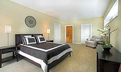Bedroom, The Blue Stem, 1
