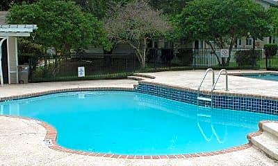 Pool, 1845 River Crossing Circle, 1