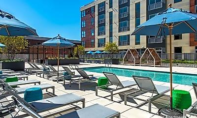 Pool, 190 Pleasant St, 1