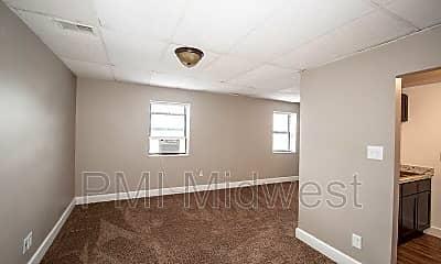 Bedroom, 2060 N Delaware St, Apt 7, 1