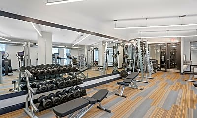 Fitness Weight Room, 1200 Broadway St, 2