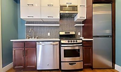 Kitchen, 1633 Macombs Rd 2-C, 1
