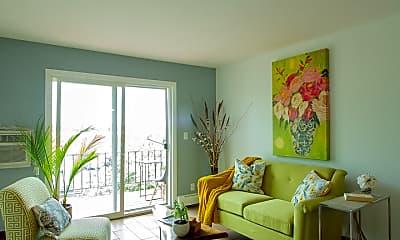 Living Room, 1310 Sunset Ave, 0