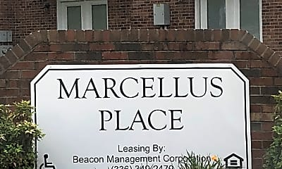 Marcellus Place, 1