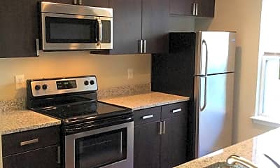Kitchen, The Lincoln at Fair Oaks, 1