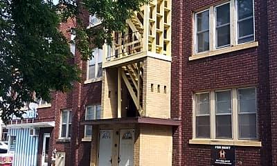 Building, 476 Herschel St, 1