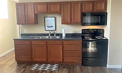 Kitchen, 1125 S Walnut St 205, 1