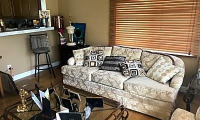 Living Room, 1433 W 81st St 1/2, 2