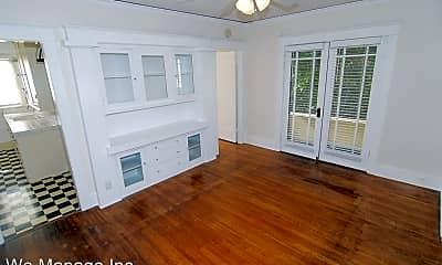 Living Room, 1218 E 1st St, 1