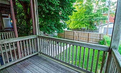 Patio / Deck, 3001 Shenandoah Ave 1E, 2