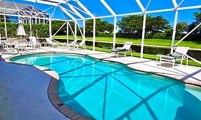 Pool, 12367 Cascades Pointe Dr, 1