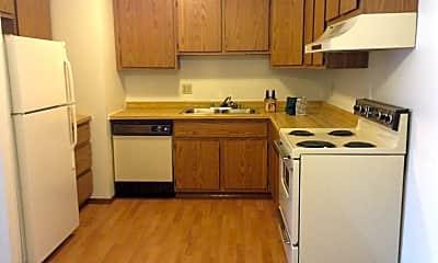 Kitchen, 1201 Gunn Street, 0