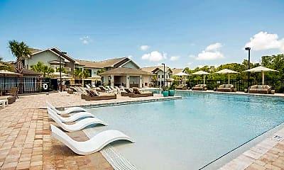 Pool, Luxe Lakewood Ranch, 1