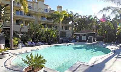 Pool, Villa Malibu, 0