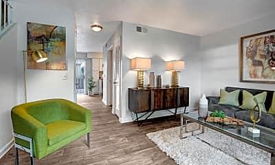 Living Room, Dunwoody Glen, 2