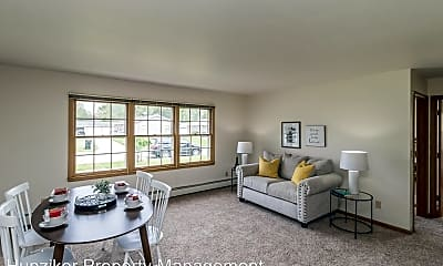 Living Room, 2721 Luther Dr, 0