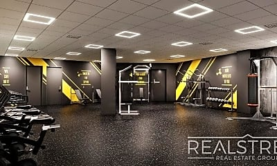 Fitness Weight Room, 90-02 Queens Blvd PH2, 2