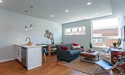 Living Room, 5938 Henry Ave 32, 1