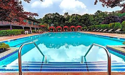 Pool, Royal Crest Marlboro Apartment Homes, 1