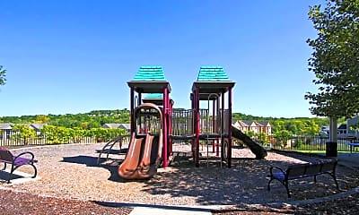 Playground, AMCC Stewart Terrace, 2
