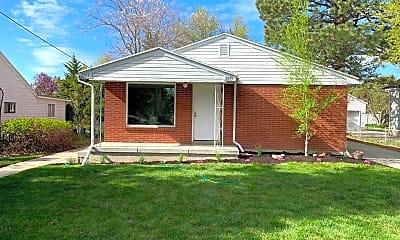Building, 2177 E 3205 S, 1