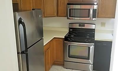 Kitchen, 3702 Steppes Court Unit B, 2