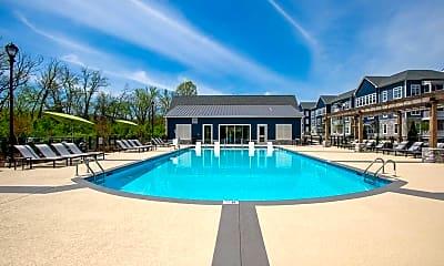Pool, Greenhaven, 1