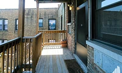 Patio / Deck, 4815 N Albany Ave, 2