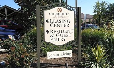 Churchill Estates At Lake Highlands, 1