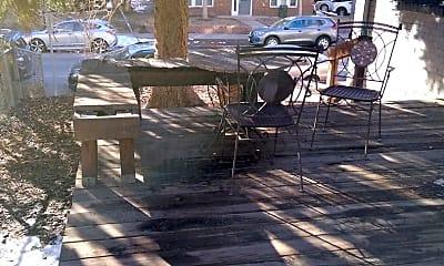 Patio / Deck, 1230 N Washington St, 2