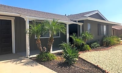 Building, 27364 El Rancho Rd, 0